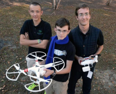 Project Based Learning & Drones